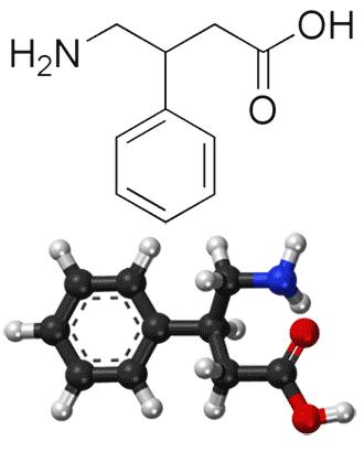 Fenibutning kimyoviy xususiyatlari